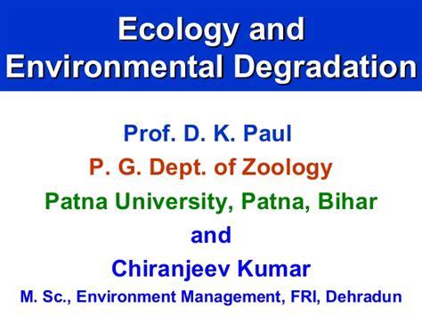 handbook of environmental degradation rates books ecology environmental degradation