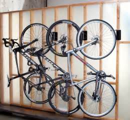 bespoke indoor bike storage for smaller spaces grindtv