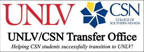 Csn Home by Unlv Csn Transfer Office Academic Advising