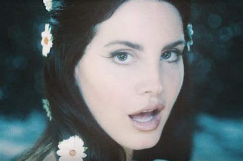 Lana del rey quot love quot music video premiere