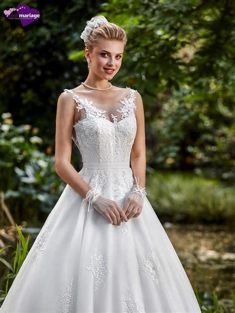 Robe de mariee point mariage collection 2017   Robe de mariage