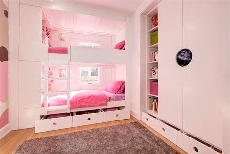 girly bunk beds 24 modern kids bedroom designs decorating ideas design trends premium psd