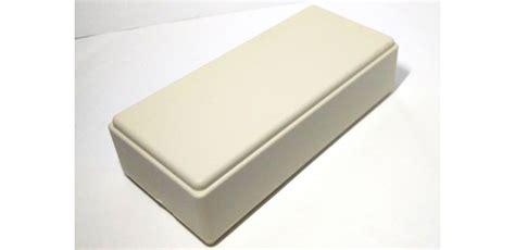 Pinset Plastik jual box plastik putih 120x56x31mm