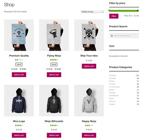 store themes wordpress free the best free woocommerce theme storefront review