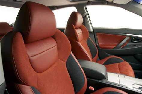 Interior Trim Colors The Camry That Ll Blow Your Doors Off
