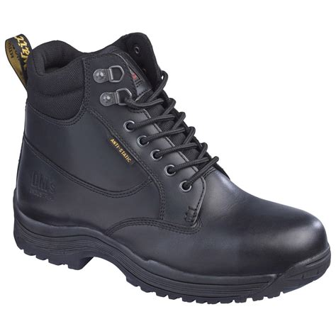 are dr martens comfortable dr martens workman steel toe sd work boot 14133001