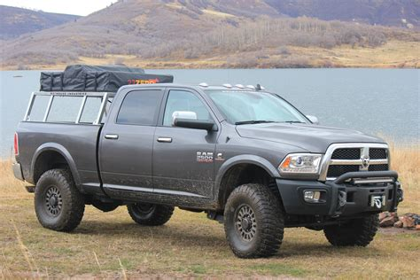 dodge offroad truck dodge ram expedition truck overlanding truck truck rack