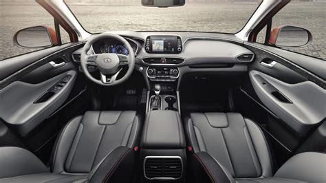 Hyundai Santa Interior by Hyundai Santa Fe Em Genebra A Diesel H 237 Brido A