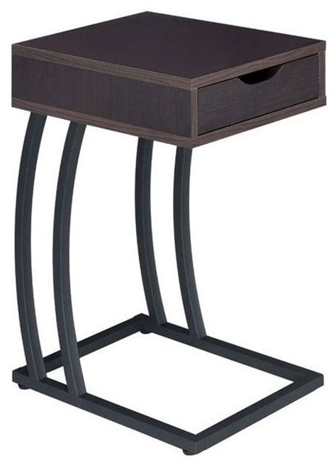 side table with outlets end tables with electrical outlets home ideas