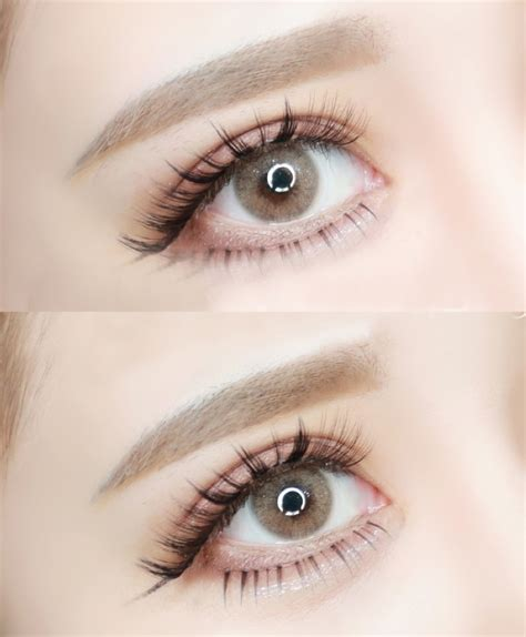 light brown contacts on brown enlarge pupils colored contact lenses hd polar lights