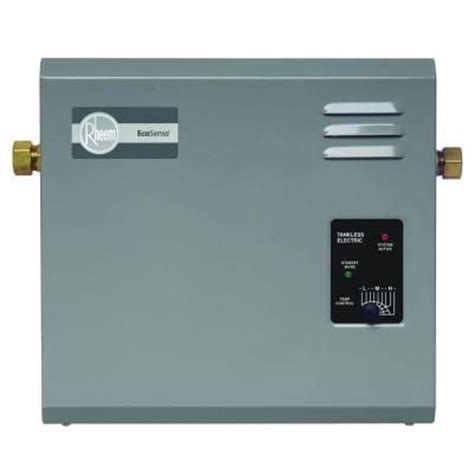 Rheen EcoSense On Demand 18 kw 240 Volts Tankless Electric