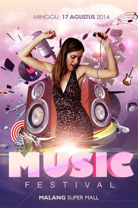 tutorial photoshop flyer create groovy music flyer poster with photoshop and