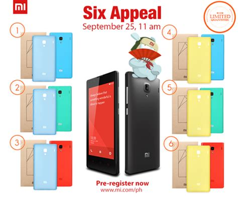 Bundling Accesories Xiaomi Redmi 1s special xiaomi redmi 1s sale on sept 25 add 10 pesos for 3 accessories dr on the go tech