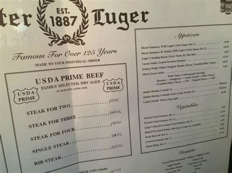 ???????   Picture of Peter Luger Steak House, Brooklyn