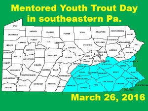 pa fish and boat commission mentored youth pa youth mentored fishing day what you need to know