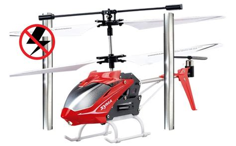 Grosir Drone grosir syma s5 3 ch helicopter remote 2 4g helicopter with gyro merah