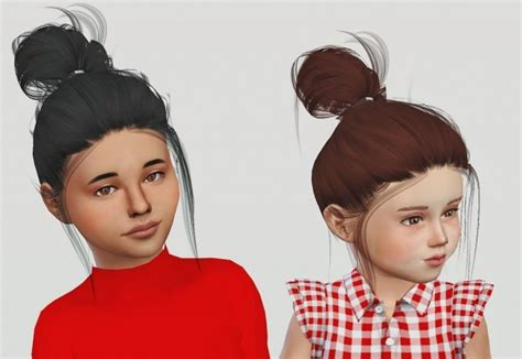 childs hairstyles sims 4 leahlillith clique hair kids and toddlers at simiracle