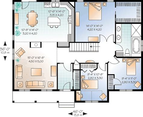 empty nester house plans designs house design ideas