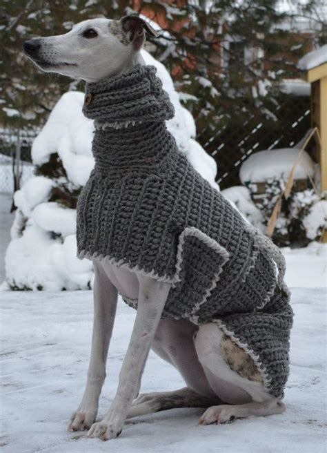 knitted greyhound sweater pattern greyhound sweater greyhound coat greyhound jumper