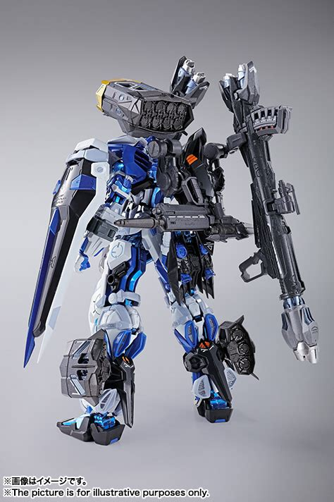 Bandai Metal Build Converge Astray Frame Gundam bandai gundam metal build astray blue frame