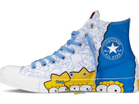 Harga Converse X The Simpsons converse x the simpsons limited edition