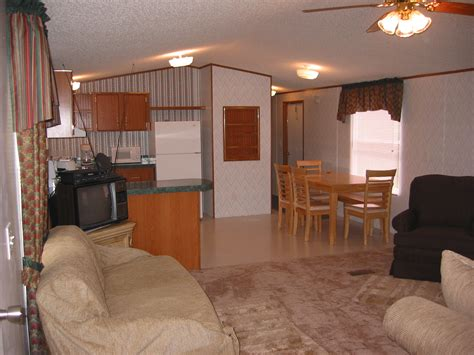 mobile home decorating on mobile home living room