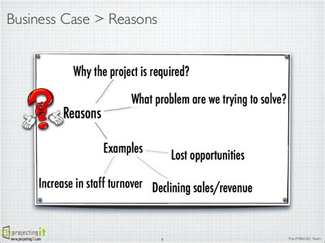 prince2 business template the prince2 business