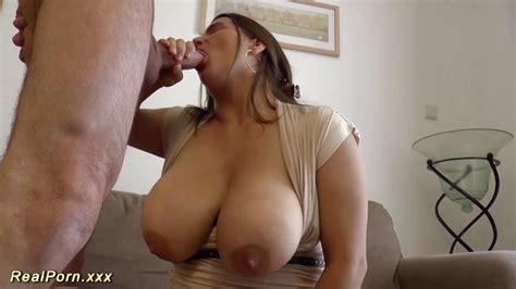 Massive Boob German Gives Hot Titjob Hd From Real