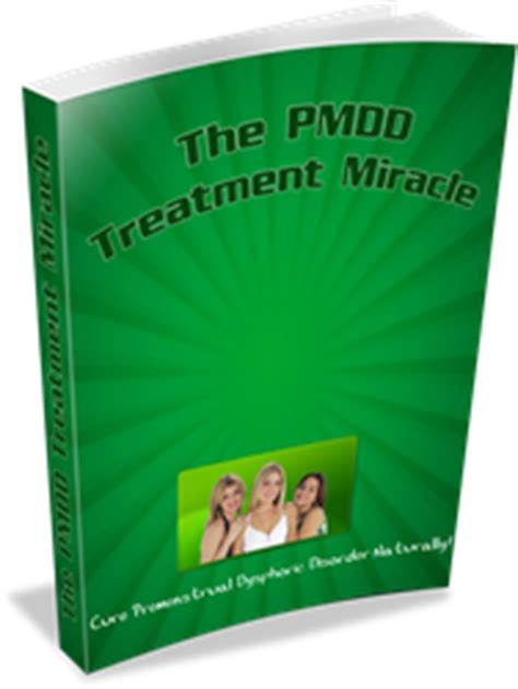 pmdd mood swings discover an effective premenstrual dysphoric disorder