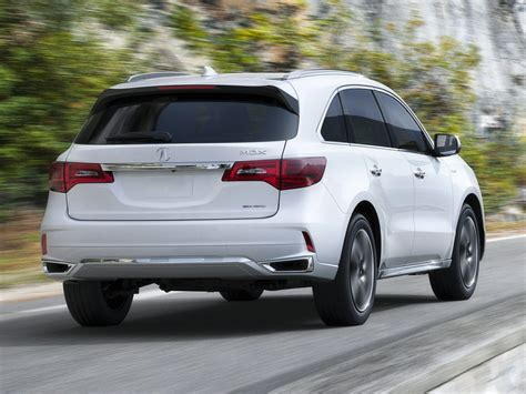 new 2017 acura mdx price photos reviews safety