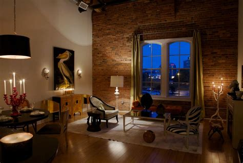 exposed brick wall lighting 29 eposed brick wall ideas for living rooms decor