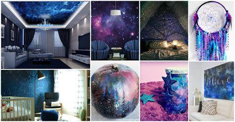 20  Wonderful Galaxy Decor Ideas That Will Bring Magic