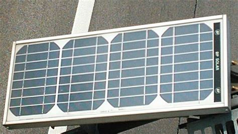individual solar panels how does a solar panel work