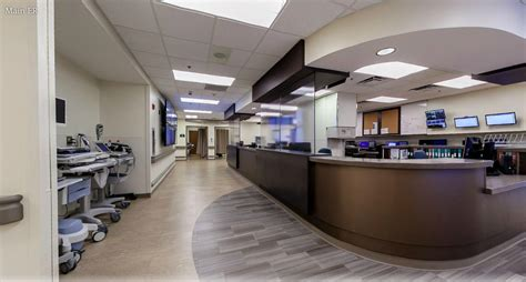 fairview hospital emergency room emergency room renovation and expansion dublin construction co inc