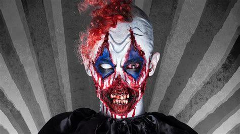 zombie clown tutorial killer clown makeup tutorial pretty easy