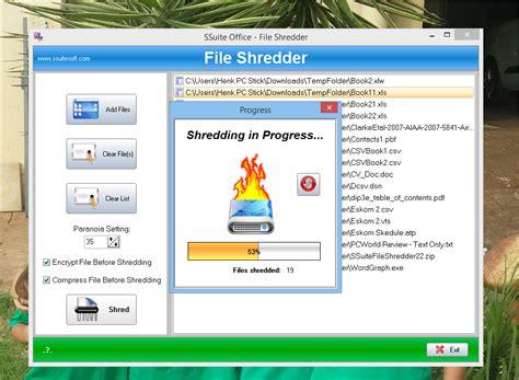 file bring safety home again take safety back ssuite file shredder and burner ssuite office software