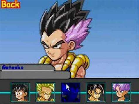 fan made dragon ball z game my new tenkaichi style fan game youtube