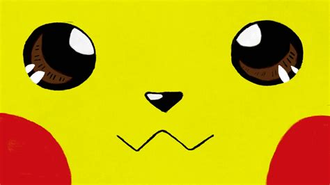 how to draw pikachu s face hellokids com pikachu face drawing by huskeyninja on deviantart