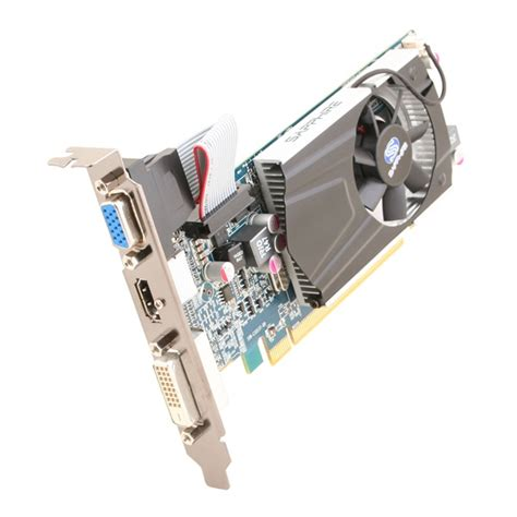 Vga Card Radeon Hd 6570 sapphire technology