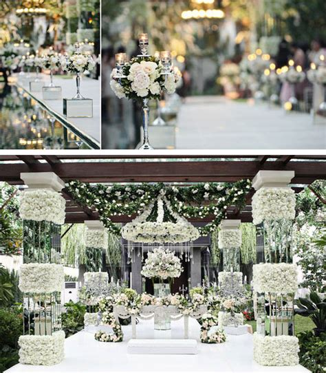 church wedding decorations wedding plan ideas
