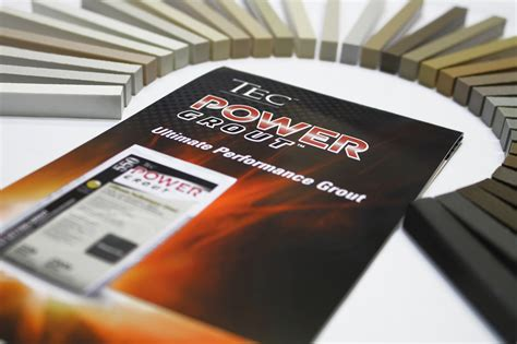 tec power grout colors h b fuller construction products adds 13 new colors to