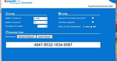 code kuota gratis3 paysafecard generator get free paysafecard codes