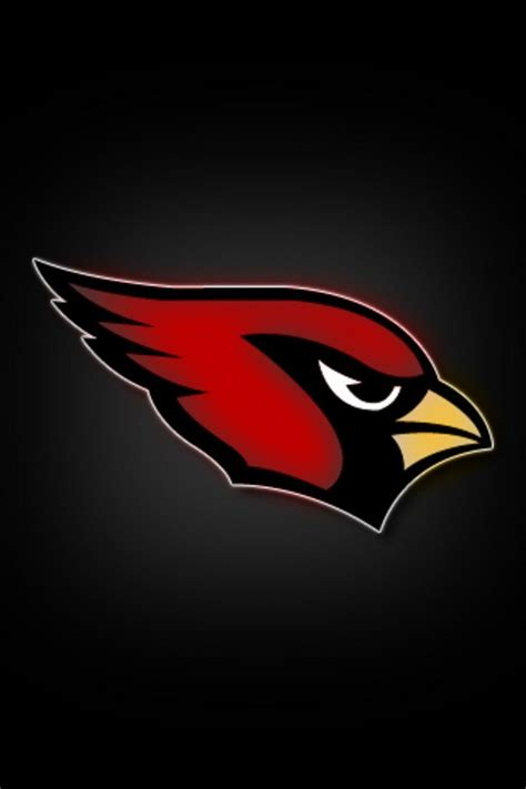 arizona cardinals iphone wallpaper hd