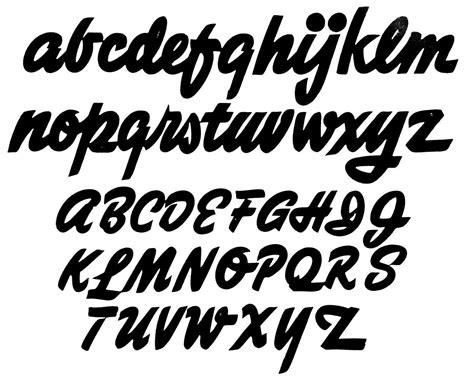 Brush Script 13 brush script fonts type images brush script font