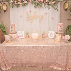 Nursery Decor Letters by Pink White Lace Gold Sparkle Photobooth Backdrop Wedding