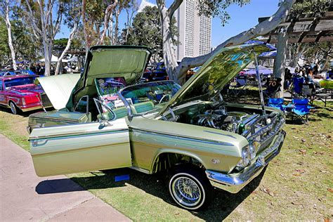 bays car from switched at switch car club 2016 day at the bay uniques green 1962