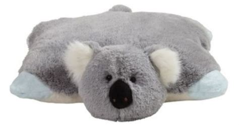 Pillow Pet Koala by Pillow Pet Wee Stuffed Animals Plush Walmart