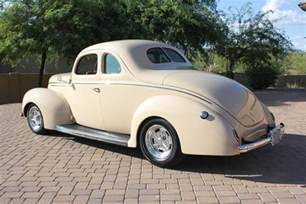 1939 Ford Coupe 1939 Ford Deluxe Custom 2 Door Coupe 157812