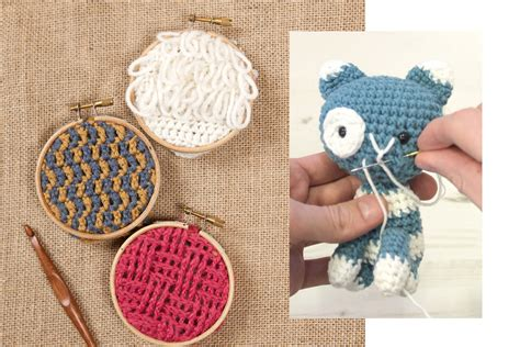 who invented knitting and crochet when was crochet invented crochet and knit