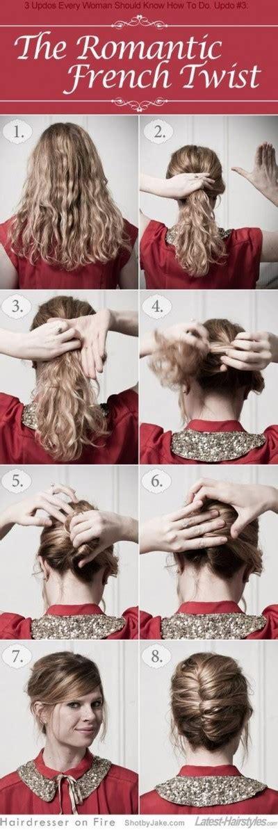 diy twist hairstyles 15 simple and cute hairstyle tutorials